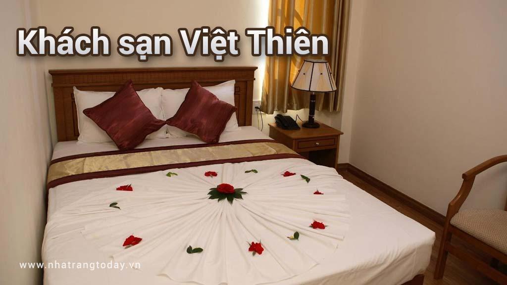 Khách Sạn Việt Thiên (Việt SKy) Nha Trang