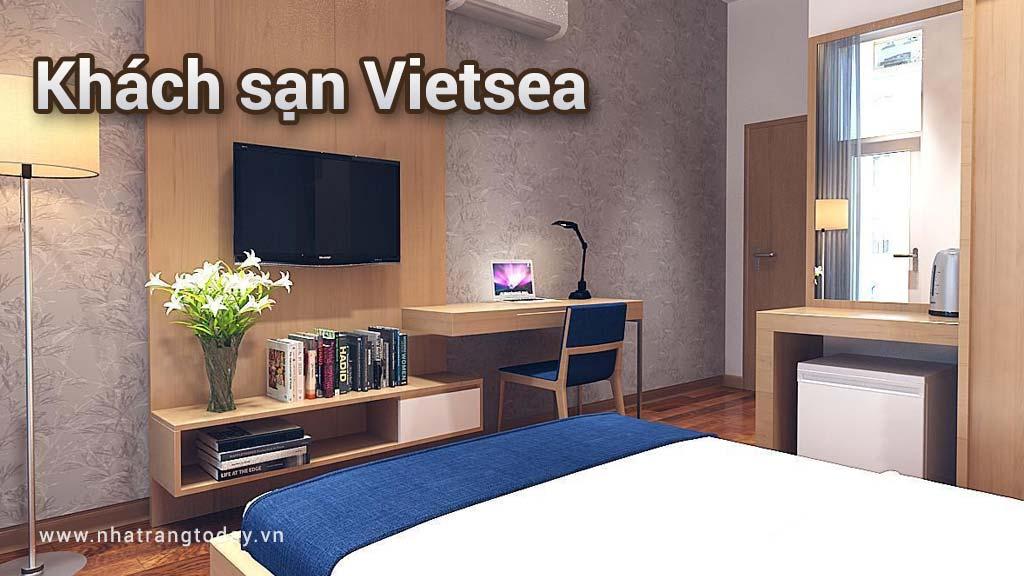 Khách Sạn Vietsea Nha Trang