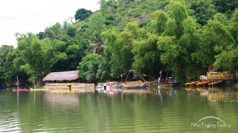 Khu Dã Ngoại Làng Cát Hòn Thơm Nha Trang