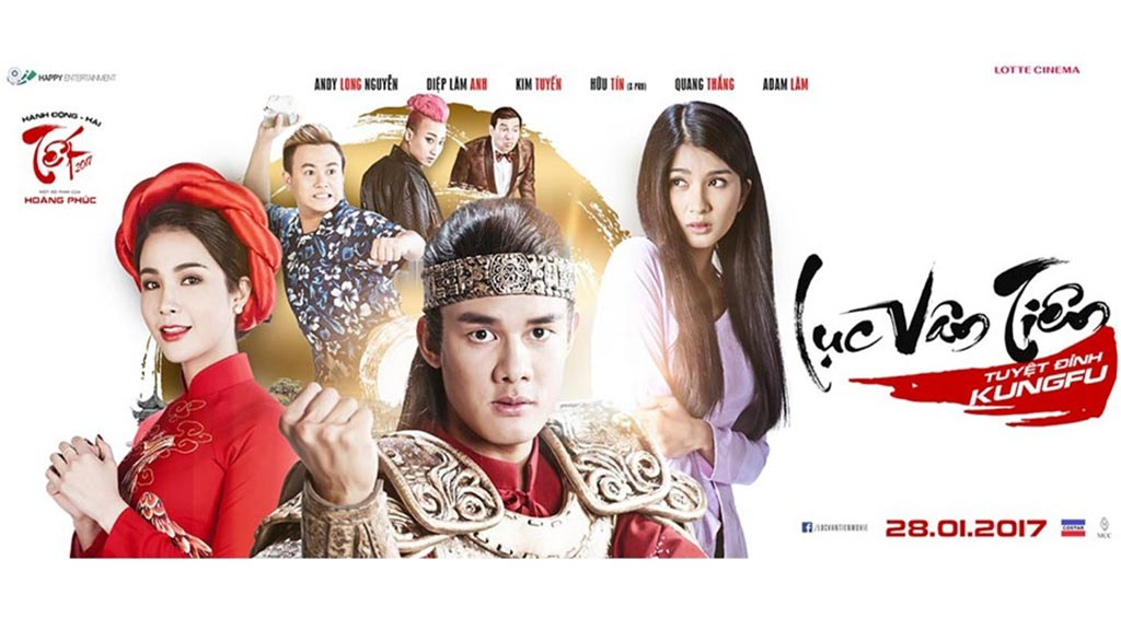 Phim Lục Vân Tiên Tuyệt Đỉnh Kungfu