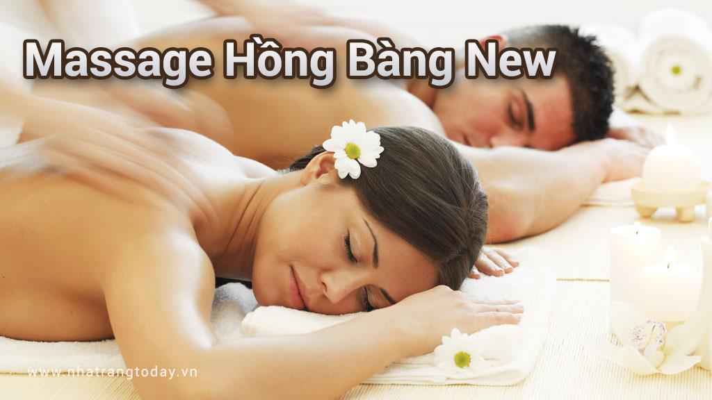 Massage Hồng Bàng New Nha Trang