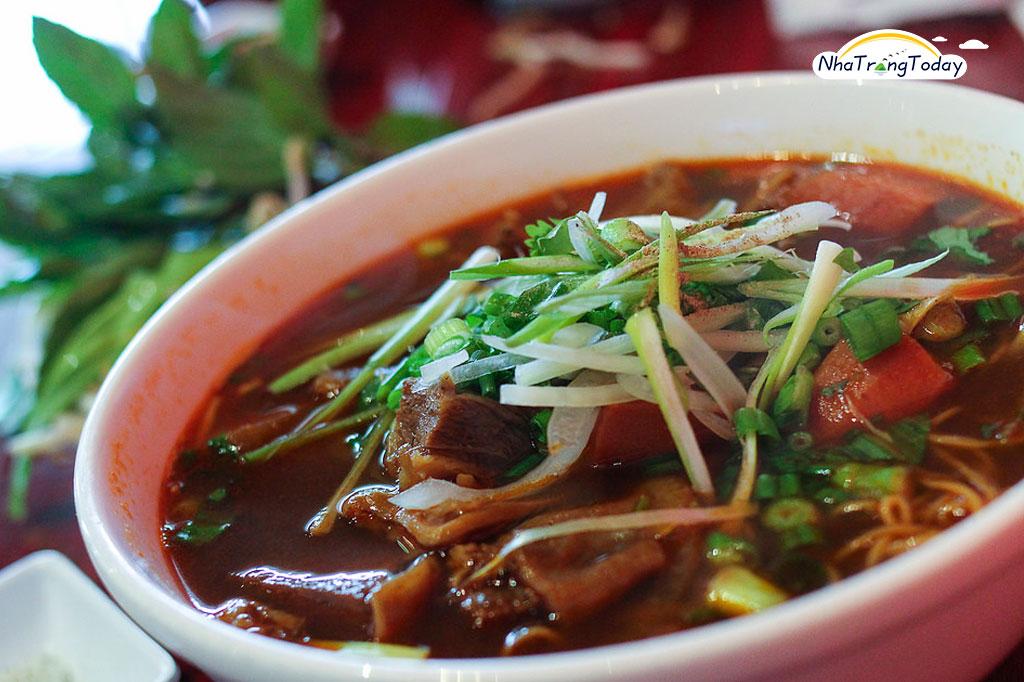 Bò kho Nha Trang