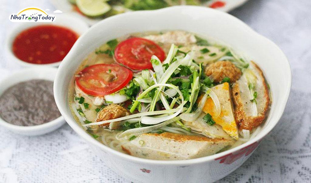 Các món ăn đặc trưng của Nha Trang