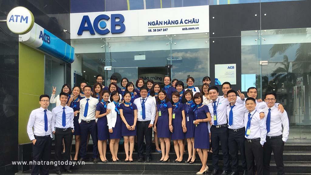 Ngân hàng TM- CP Á CHÂU ACB Nha Trang