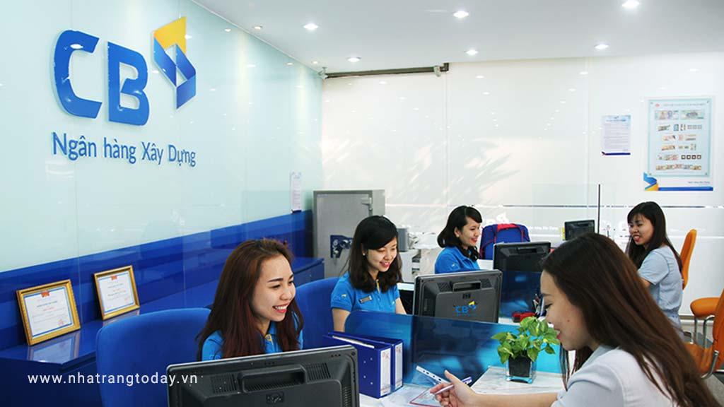 Ngân Hàng TM - CP Xây Dựng CB Bank Nha Trang