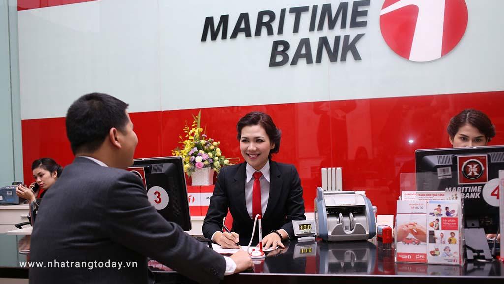 Ngân Hàng TM - CP Hàng Hải Maritime Nha Trang