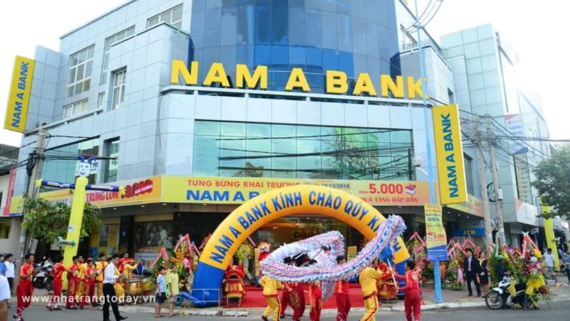 Ngân Hàng TM - CP Nam Á Nha Trang