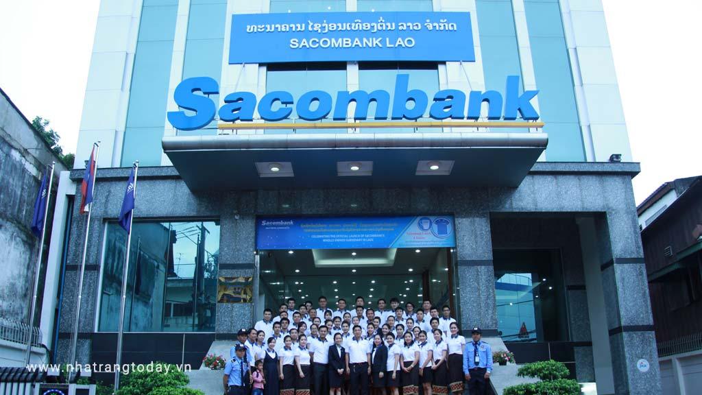 Ngân Hàng TMCP Sài Gòn Thương Tín Sacombank Nha Trang