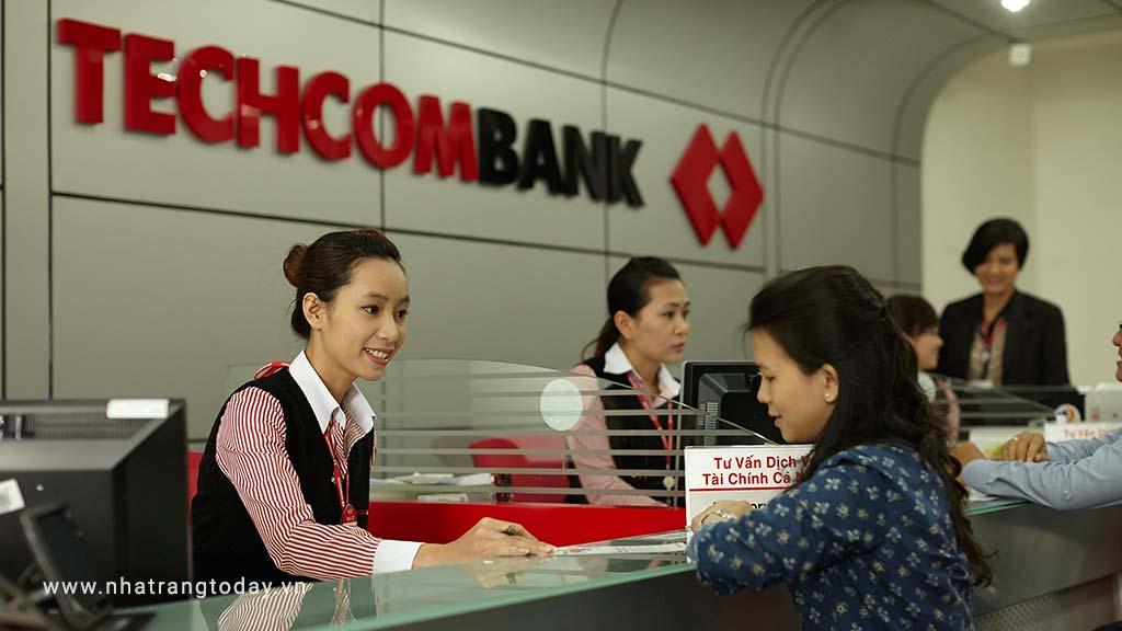Ngân Hàng TM - CP Kỹ Thương Việt Nam Techcombank Nha Trang