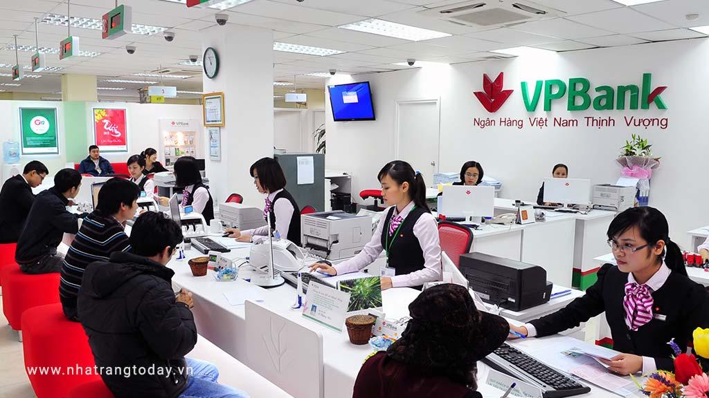 Ngân Hàng TM - CP Việt Nam Thịnh Vượng VP Bank Nha Trang