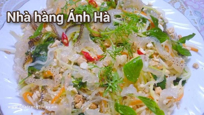 Nhà Hàng Ánh Hà Nha Trang