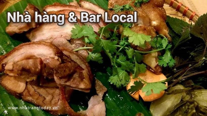 Nhà hàng Bar Local Nha Trang