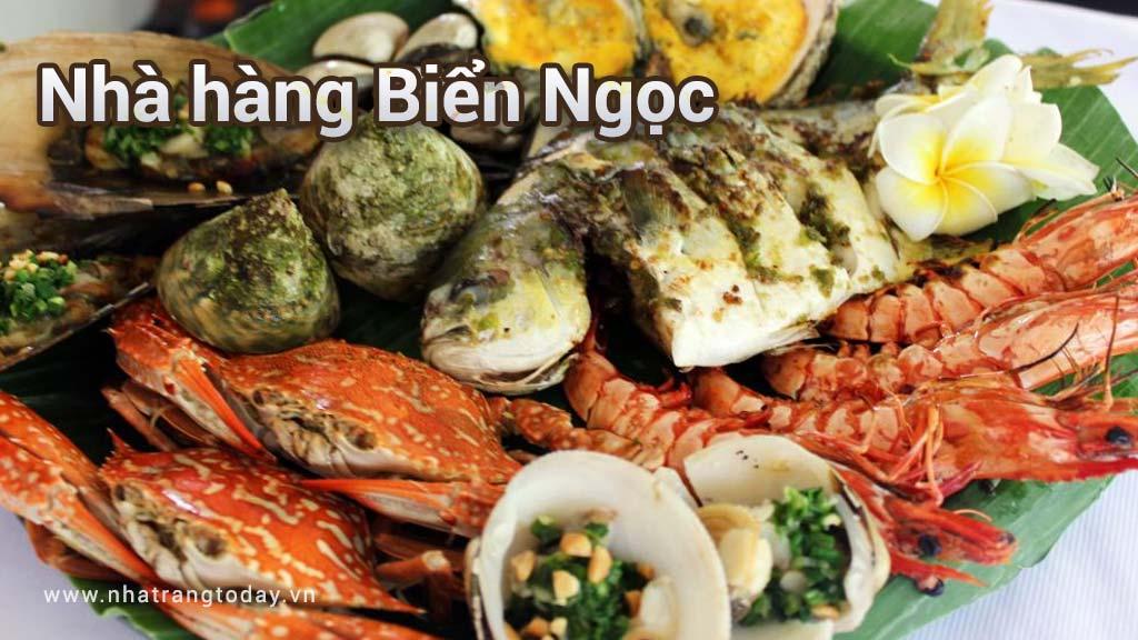 Nhà hàng Biển Ngọc Nha Trang