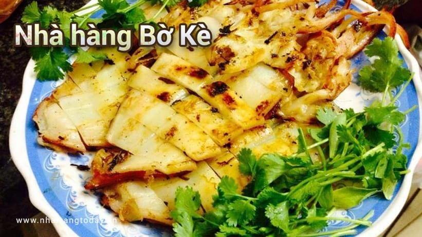 Nhà hàng Bờ Kè Nha Trang