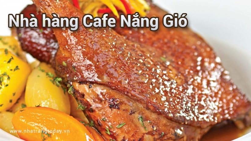 Nhà hàng cafe Nắng Gió Nha Trang