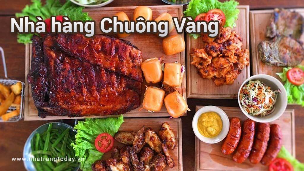 Nhà hàng Chuông Vàng Nha Trang