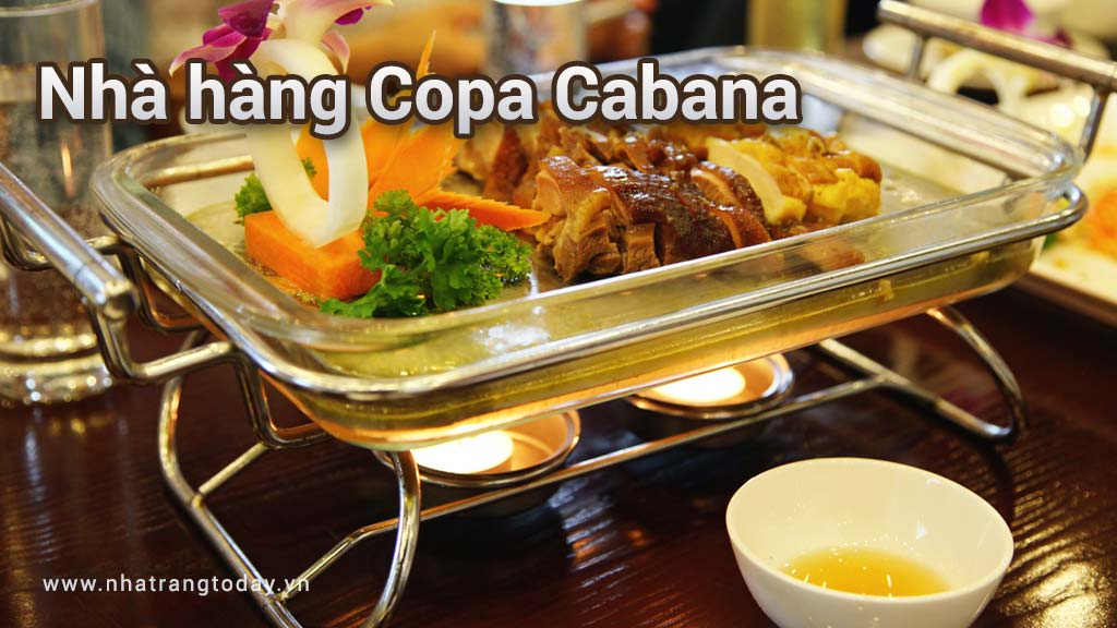Nhà hàng Copa Cabana Nha Trang