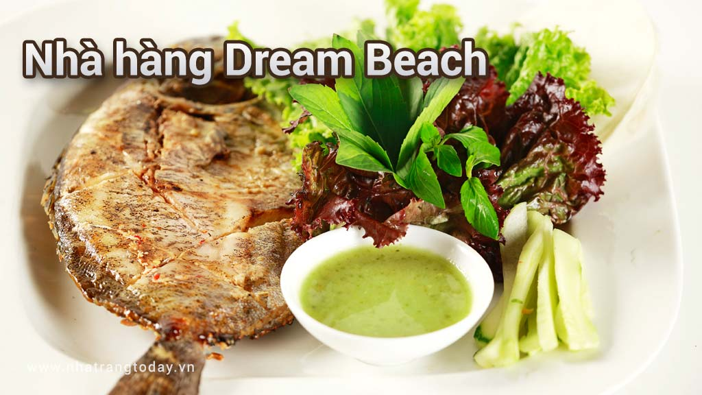 Nhà hàng Nga DREAM BEACH Nha Trang