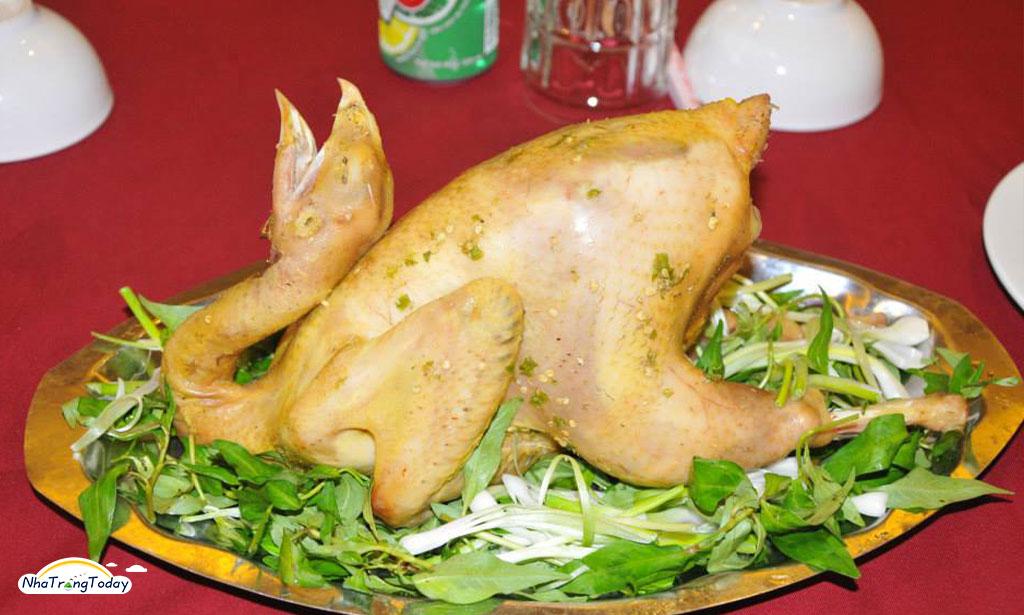 Nhà hàng Gà Ngon