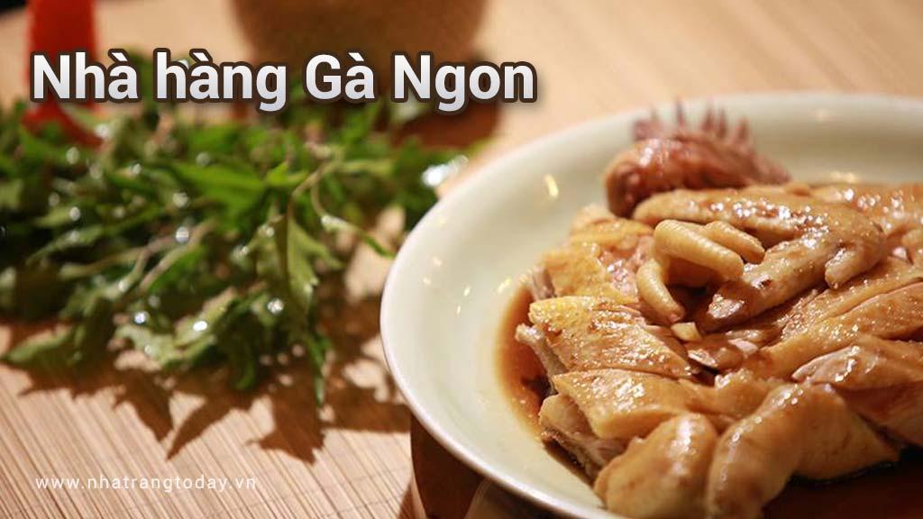 Nhà hàng Gà Ngon Nha Trang