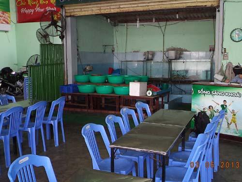 Nhà hàng hải sản Tân Hải