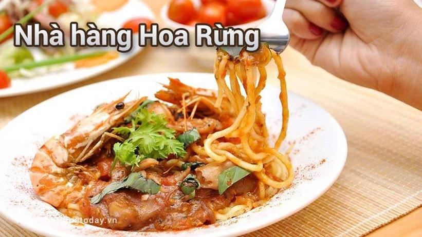 Nhà hàng Hoa Rừng Nha Trang