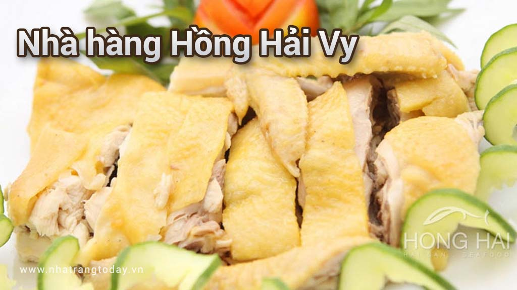 Nhà hàng Hồng Hải Vy Nha Trang