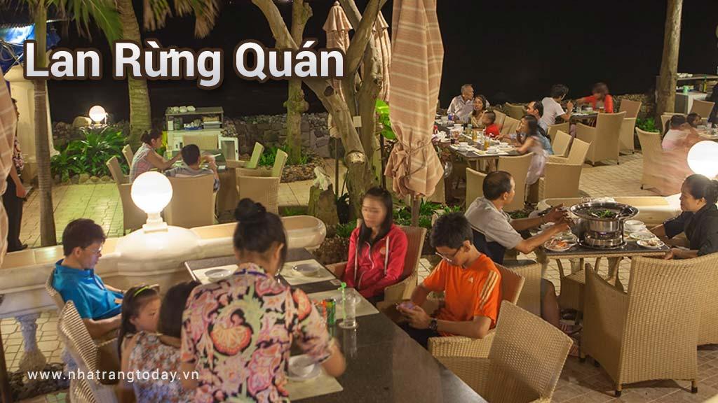 Lan Rừng Quán Nha Trang