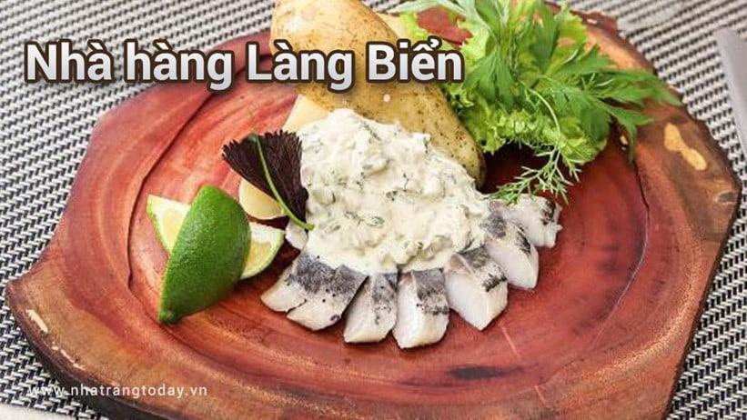 Nhà hàng Làng Biển Nha Trang