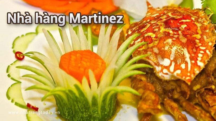 NHÀ HÀNG MARTINEZ NHA TRANG
