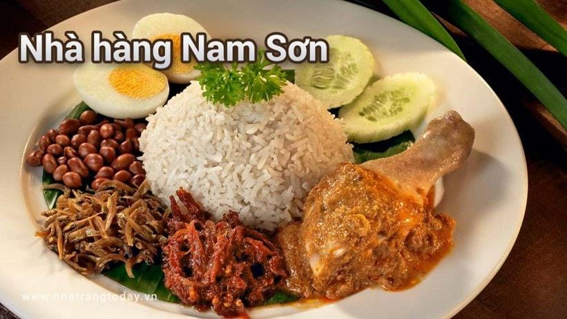Nhà hàng Nam Sơn Nha Trang