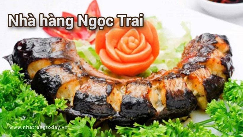 Nhà hàng Ngọc Trai Nha Trang