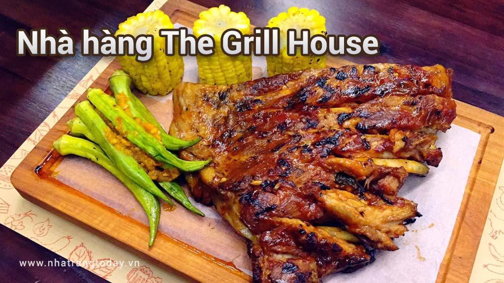 Nhà nướng Thịt Hải sản - The Grill House Nha Trang