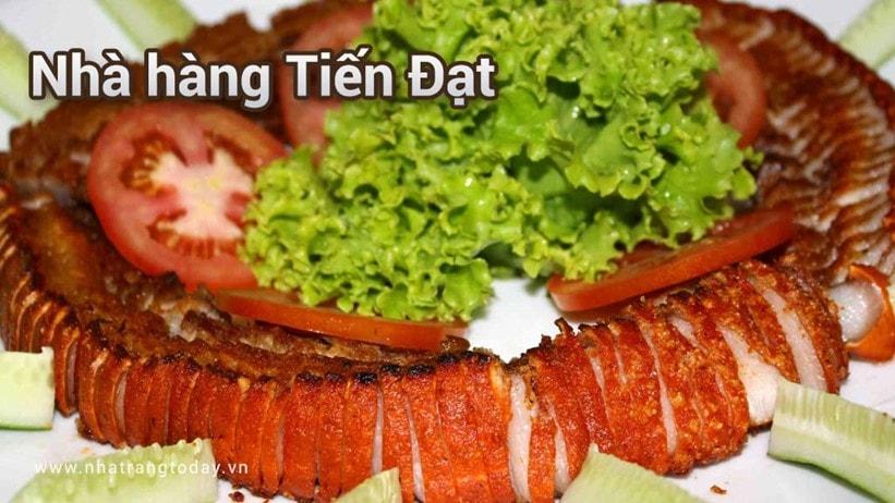 Nhà hàng Tiến Đạt Nha Trang
