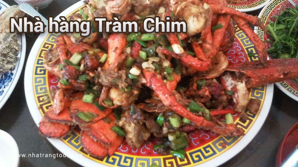 Nhà Hàng Tràm Chim Nha Trang