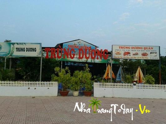 Nhà hàng Trùng Dương Quán