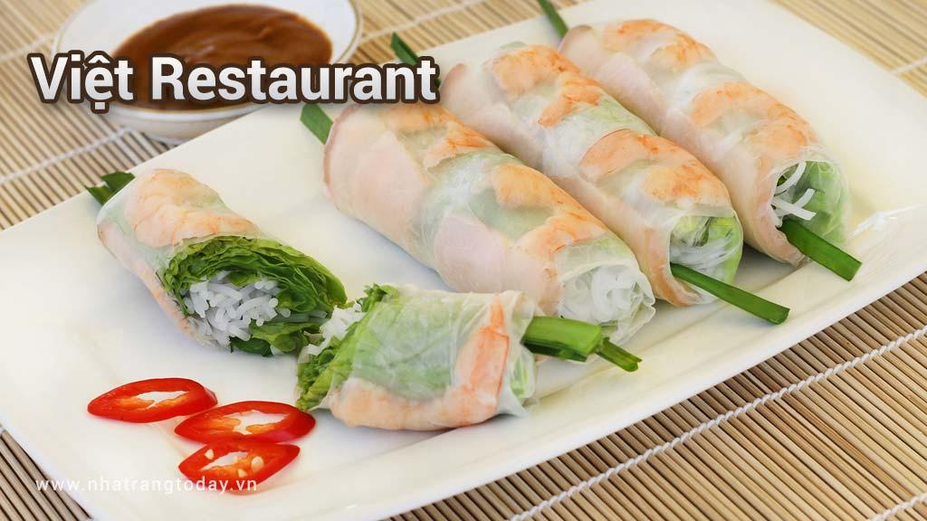 Nhà hàng Việt Restaurant Nha Trang