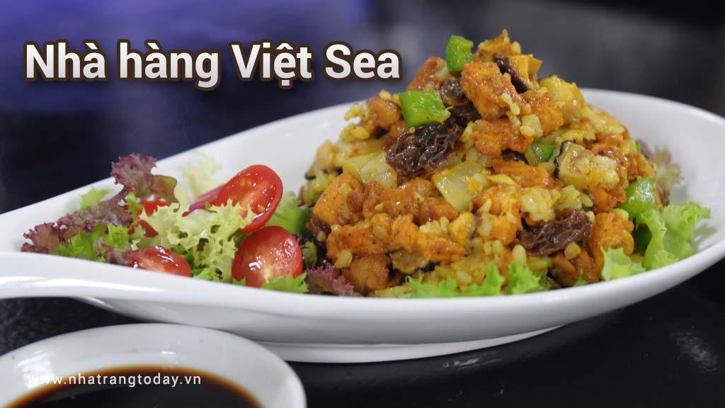 Nhà hàng Việt Sea Nha Trang