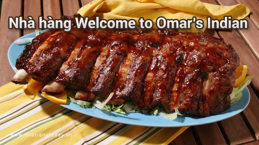 Welcome to Omar Indian Restaurant Nha Trang