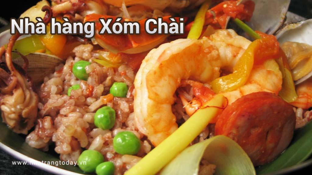 Nhà Hàng Xóm Chài Nha Trang