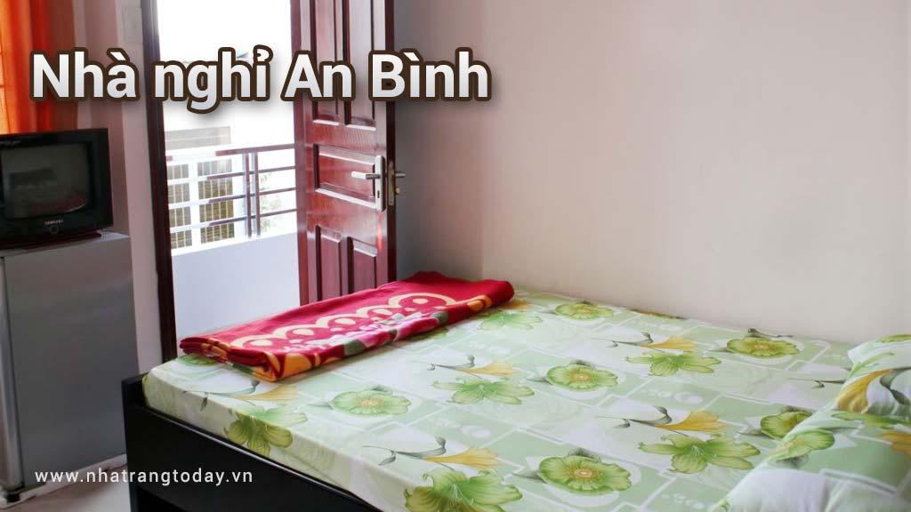 Nhà nghỉ An Bình Nha Trang