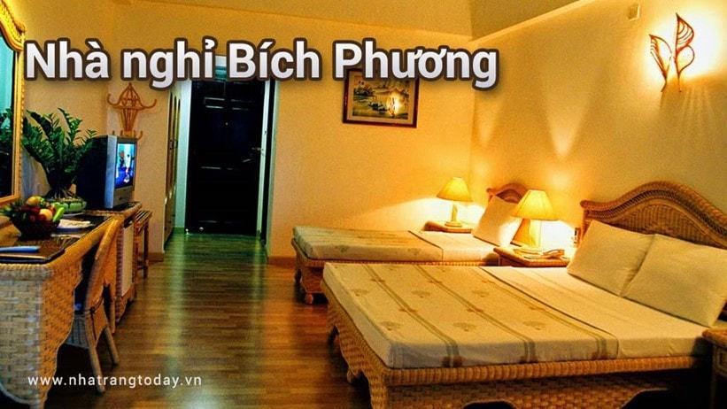 Nhà nghỉ Bích Phương Nha Trang