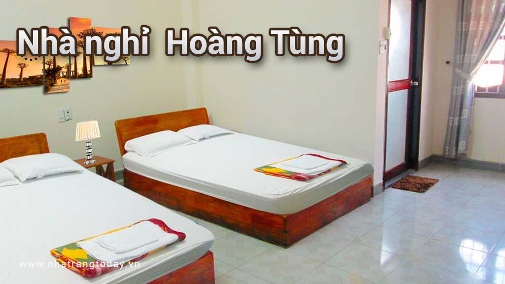 Nhà nghỉ Hoàng Tùng Nha Trang