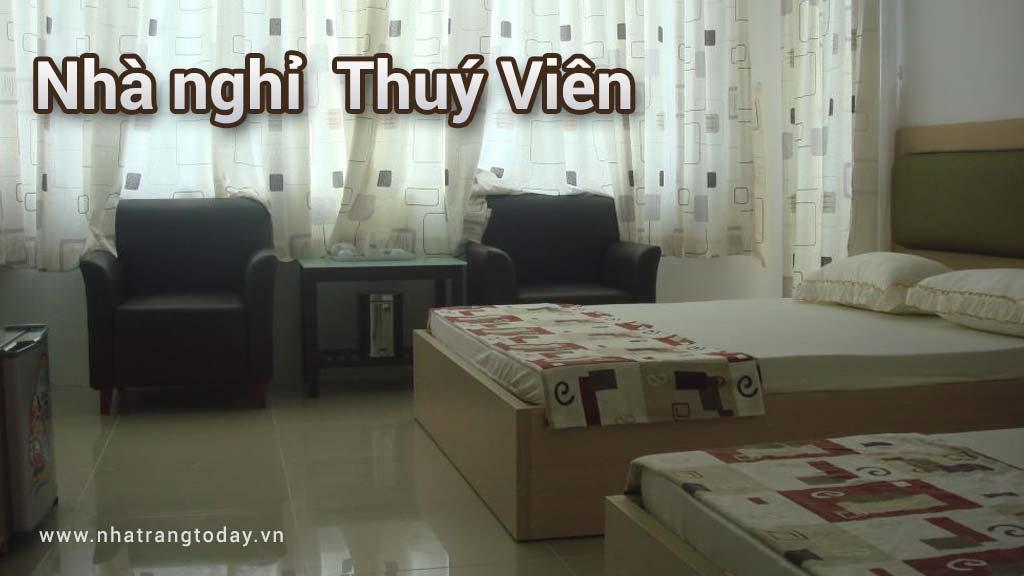 Nhà nghỉ Thúy Viên Nha Trang
