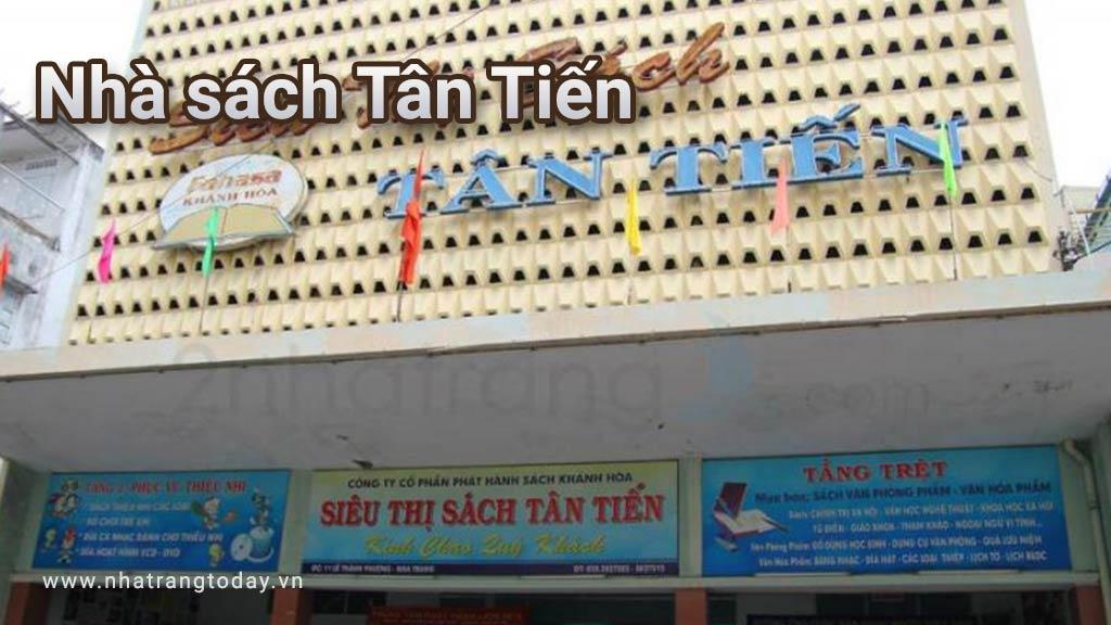 Nhà sách Tân Tiến Nha Trang