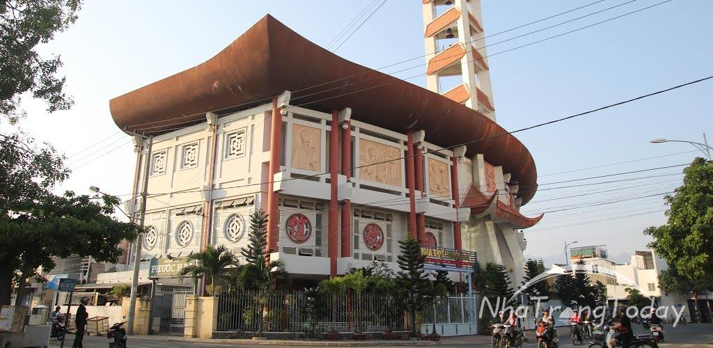Nhà thờ giáo xứ Phước Hải