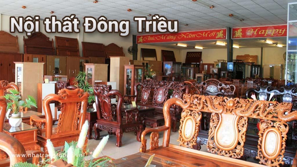 Nội Thất Đông Triều Tại Nha Trang - Khánh Hoà