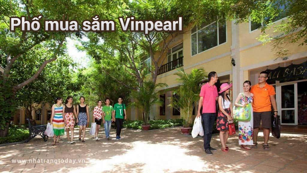 Phố Mua Sắm Vinpearl Nha Trang