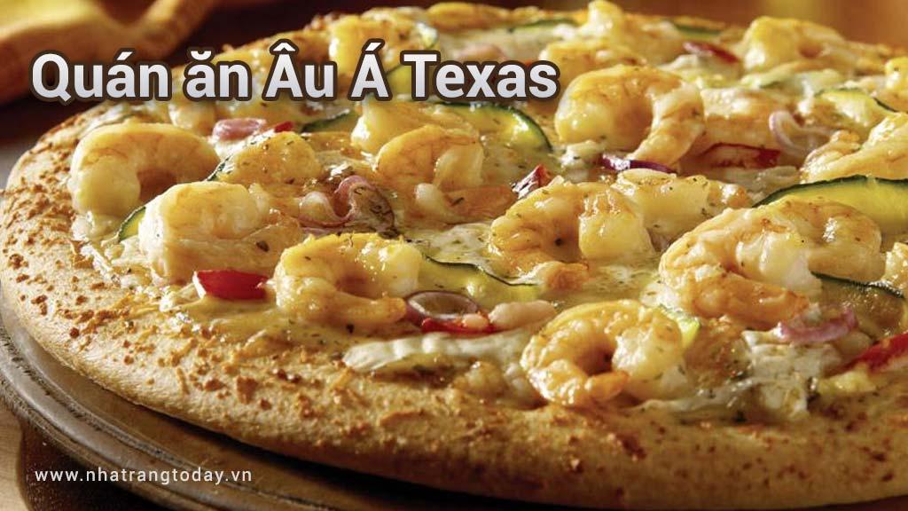 Quán ăn Âu Á Texas Nha Trang