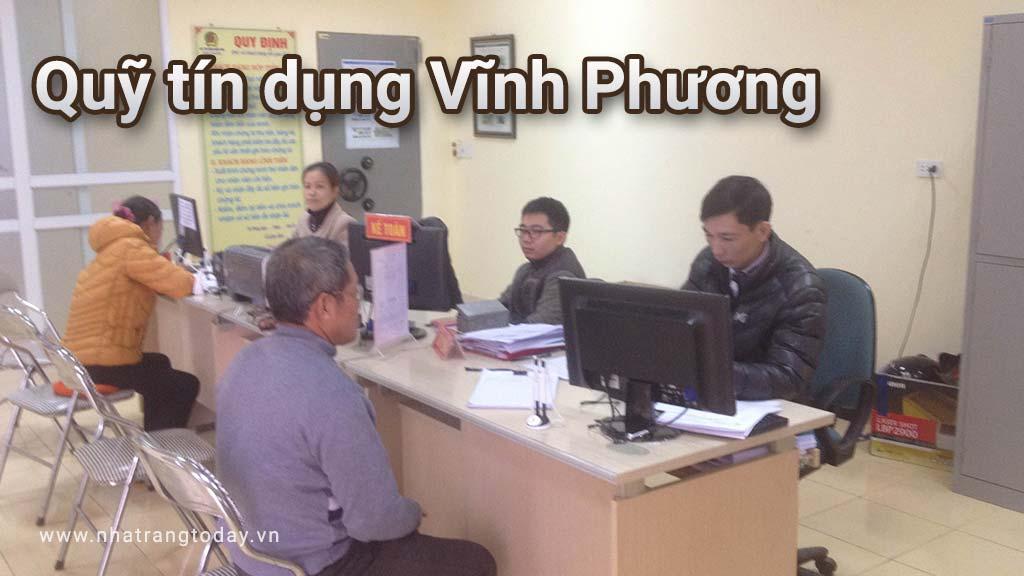Quỹ Tín Dụng Nhân Dân Vĩnh Phương Nha Trang